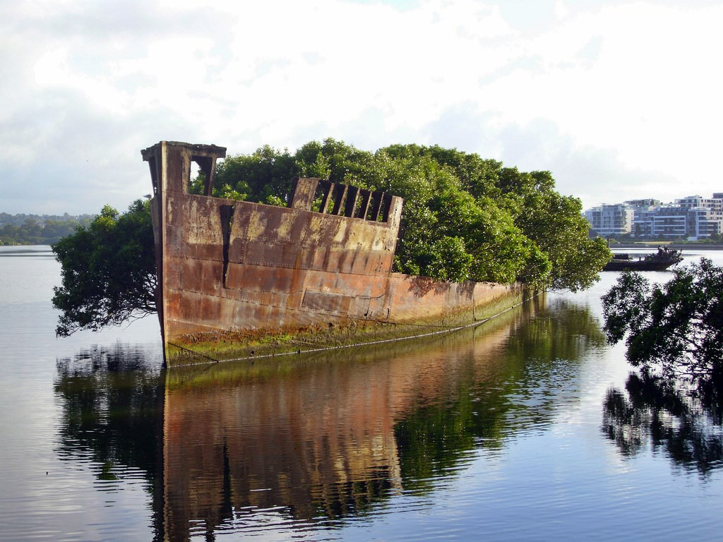 SS Ayrfield Wrecks | Series The Surviving Remains of