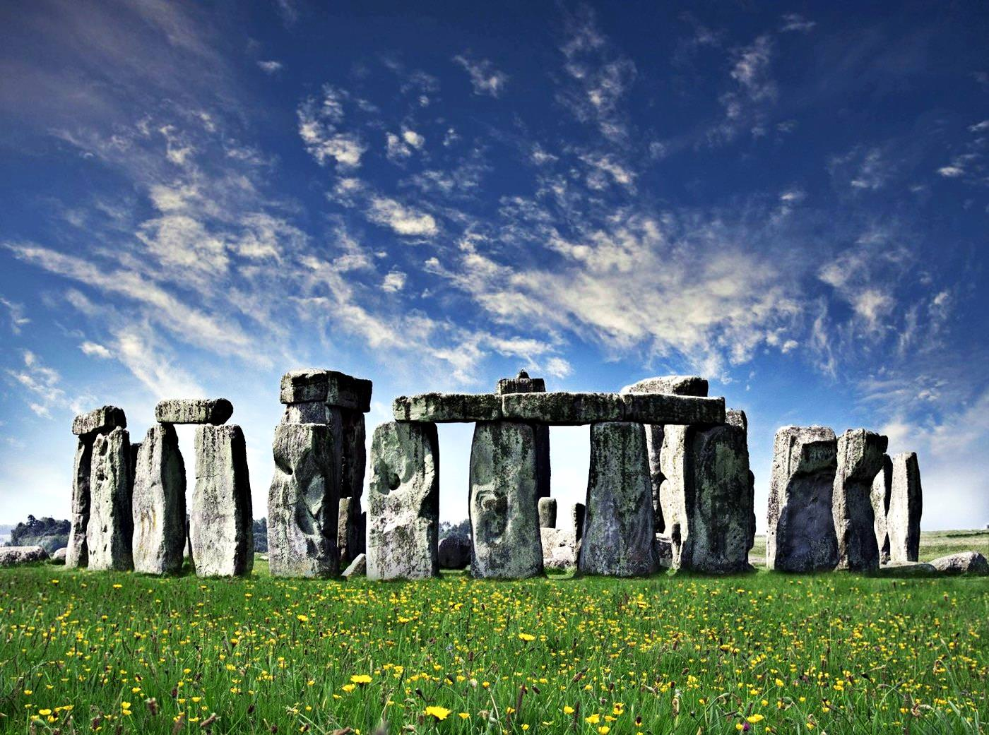 Megalithic Monuments of Stonehenge and Avebury | Series 'Top