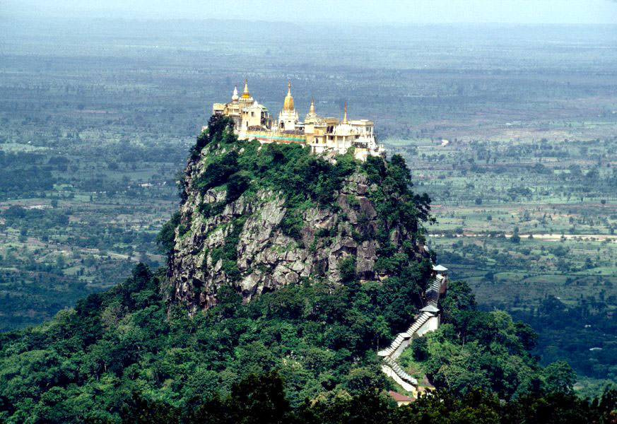 Escapists. The most remote monasteries and temples in the ...
