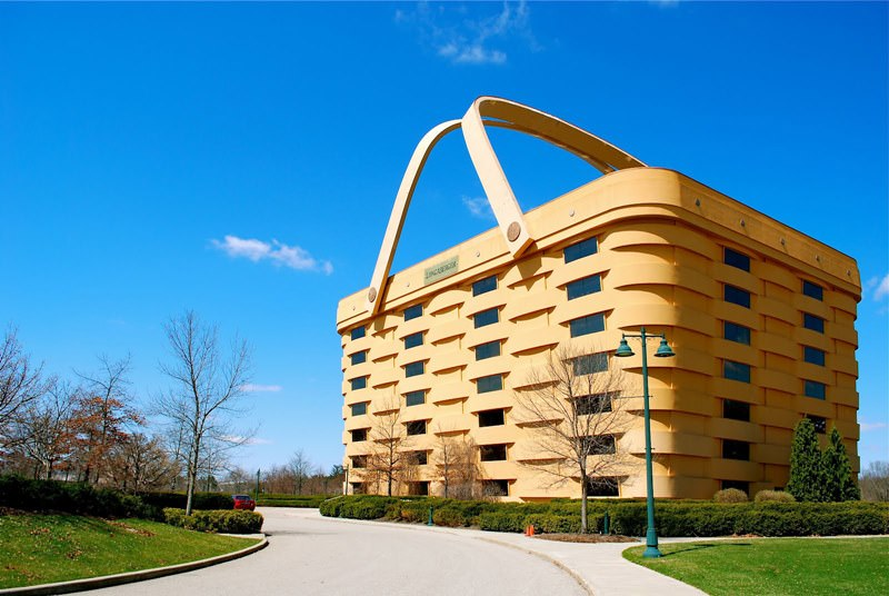 The Basket Building, United States