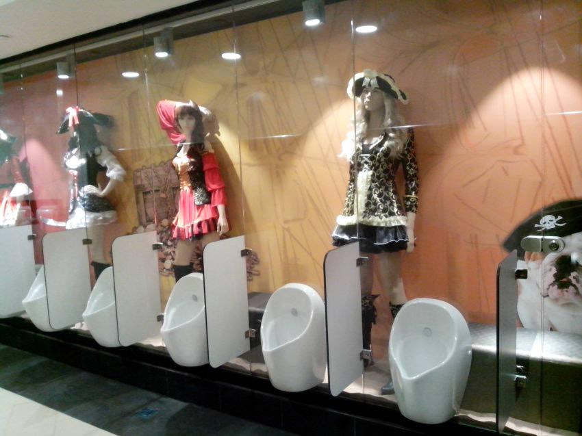 Toilette im sofitel queenstown hotel außergewöhnliche öffentliche