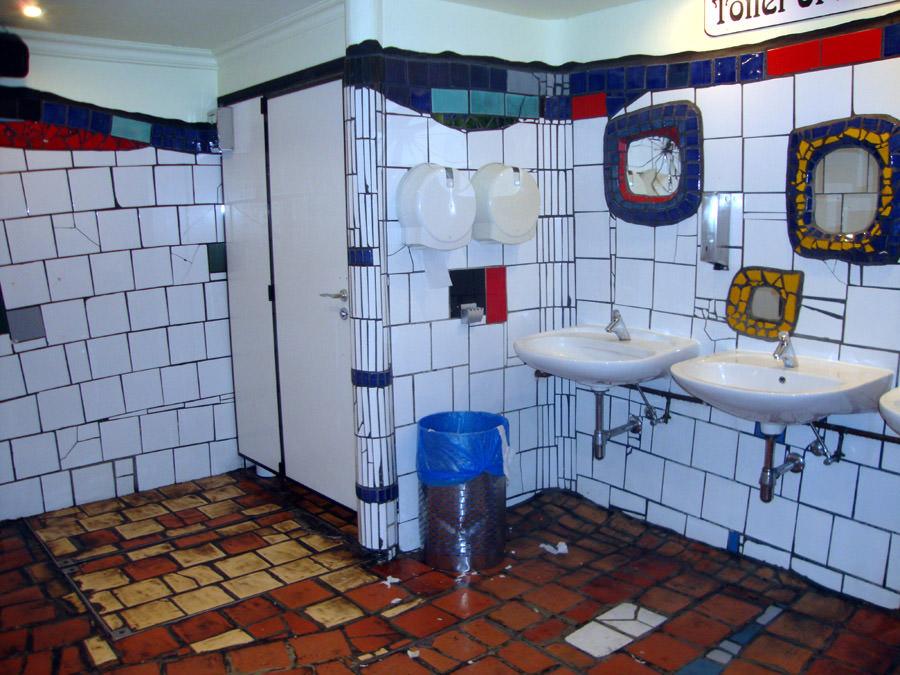 Toilet of modern art außergewöhnliche öffentliche toiletten