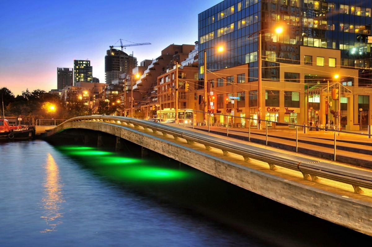 Обои набережная, освещение, нидерланды, красота, канал. Города foto 14