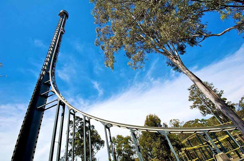 Tower of Terror II | Series 'Scariest rollercoasters ...