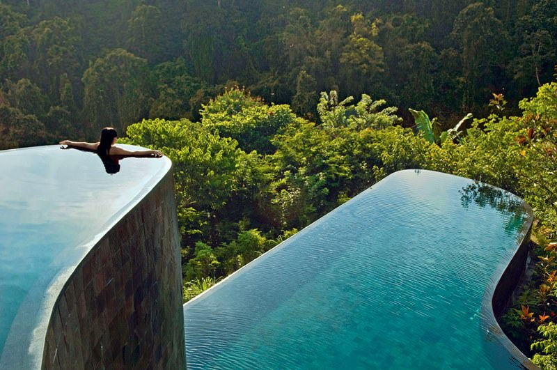 Ubud Hanging Gardens Pool