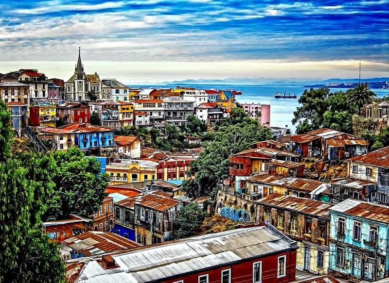 Valparaiso Die Zauberhaftesten Und M 228 Rchenhaftesten