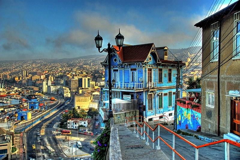 Valparaíso   De resena 'Las Ciudades Más Mágicas y Pintorescas del Mundo'