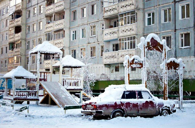 Hasil gambar untuk verkhoyansk