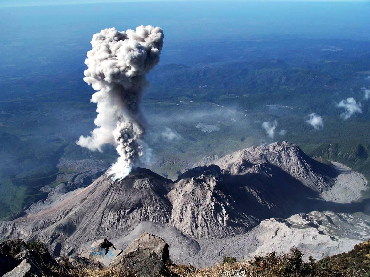 Резултат с изображение за вулкана Санта Мария в Гватемала