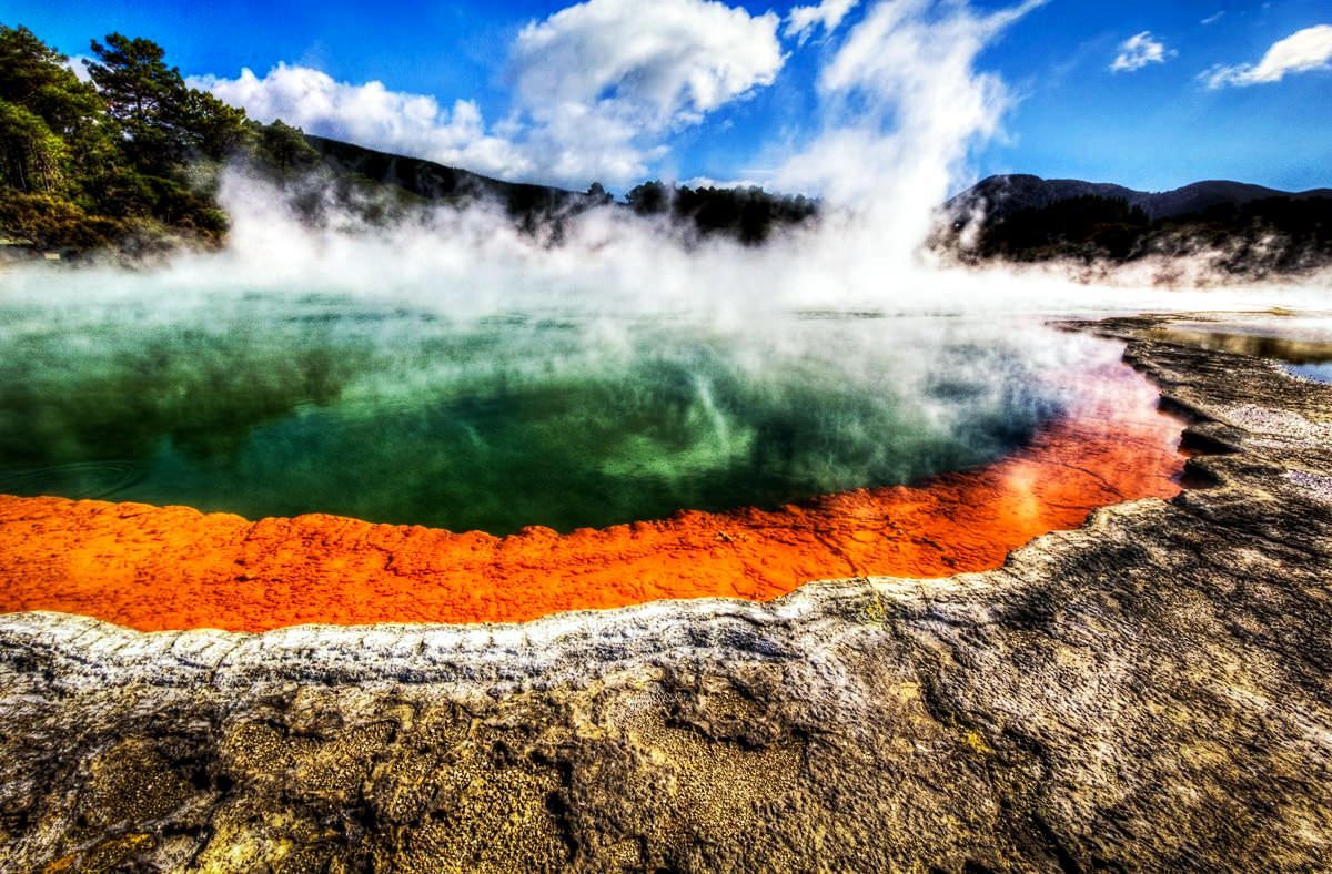 New Zealand Sightseeing Your Travel Guide To New Zealand Things - 10 geological hotspots to visit in new zealand