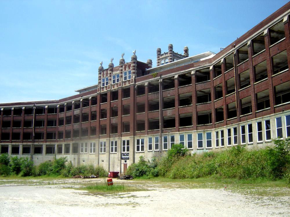 Waverly Hills Sanatorium Usa