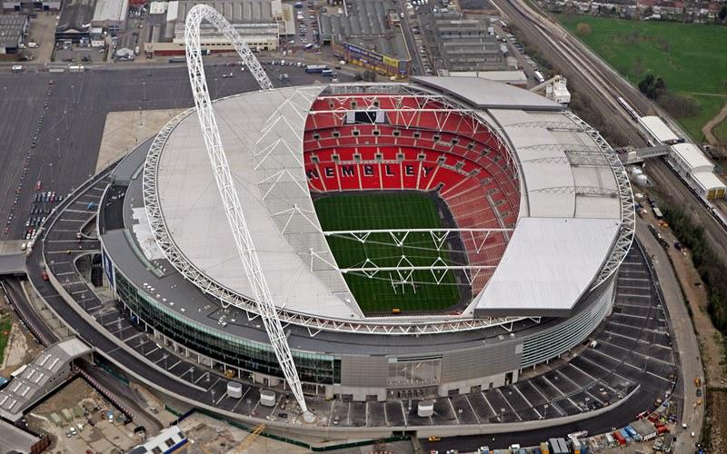 Wembley Stadion 14 Sportstadien Mit Beeindruckender