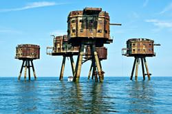 Famous abandoned military bases and forts