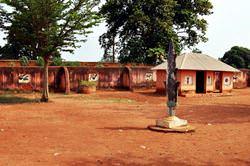 Королевские дворцы Абомея, Бенин