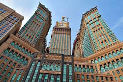 Abraj Al-Bait Towers, Saudi Arabia