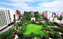 Parque ACROS, Japón