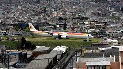 Aeropuerto Mariscal Sucre, Ecuador