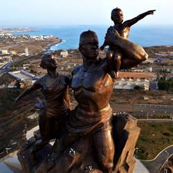 African Renaissance Monument, Senegal