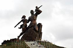 Monument de la Renaissance africaine, Senegal