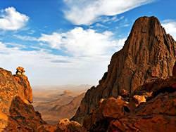 Ahaggar, Algerien