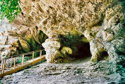Ахштырская пещера, Россия