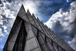 Air Force Academy Chapel, United States
