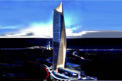 Al Hamra Tower, Kuwait