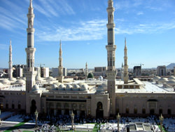 Al-Masdschid al-Harām  Moschee, Saudi Arabien