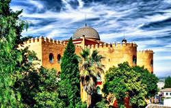 Castillo de la Alhambra, España