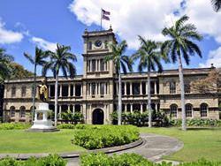 Aliiolani Hale, Hawaii