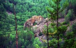 Alkhanay National Park, Russia