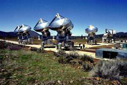 Станция Allen Telescope Array, США