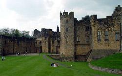 Schloss Alnwick, England