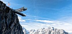 Alpspix Aussichtsplattform, Deutschland