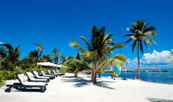 Ambergis Insel, Belize