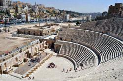 Amphitheater Amman, Jordan