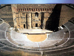 Amphitheater in Orange, Frankreich