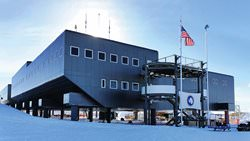 Станция Амундсен-Скотт, Антарктида