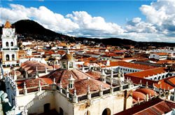Ancient City of Sucre, Bolivia