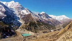 Annapurna Circuit Fernwanderweg