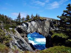 Bogenbeerenkopf, Kanada