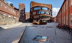 Архитектурная школа в Королевском институте технологий, Швеция