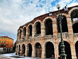 Арена ди Верона, Италия