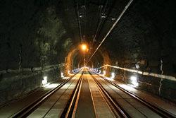 Arlberg Tunnel, Österreich