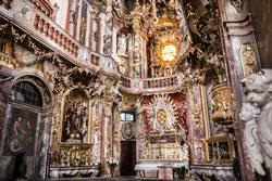 Церковь Азамкирхе, Германия