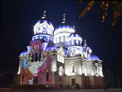 Ascension Military Cathedral, Russia