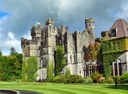Замок Эшфорд, Ирландия