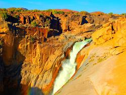 Augrabies Wasserfall