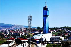 Avaz Twist Tower, Bosnia and Herzegovina