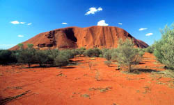 Badlands, Australia